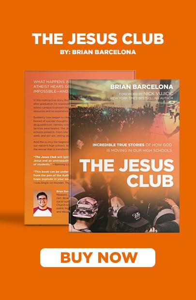 Jesus Club Book